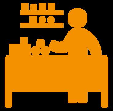 Booth-orange