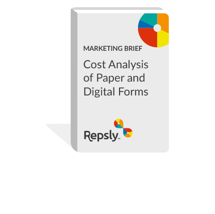 Cost Analysis of Paper & Digital Forms