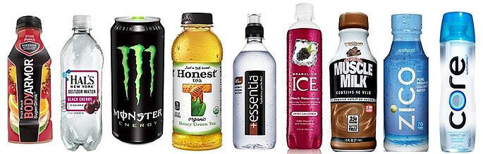 retail merchandising strategies beverages