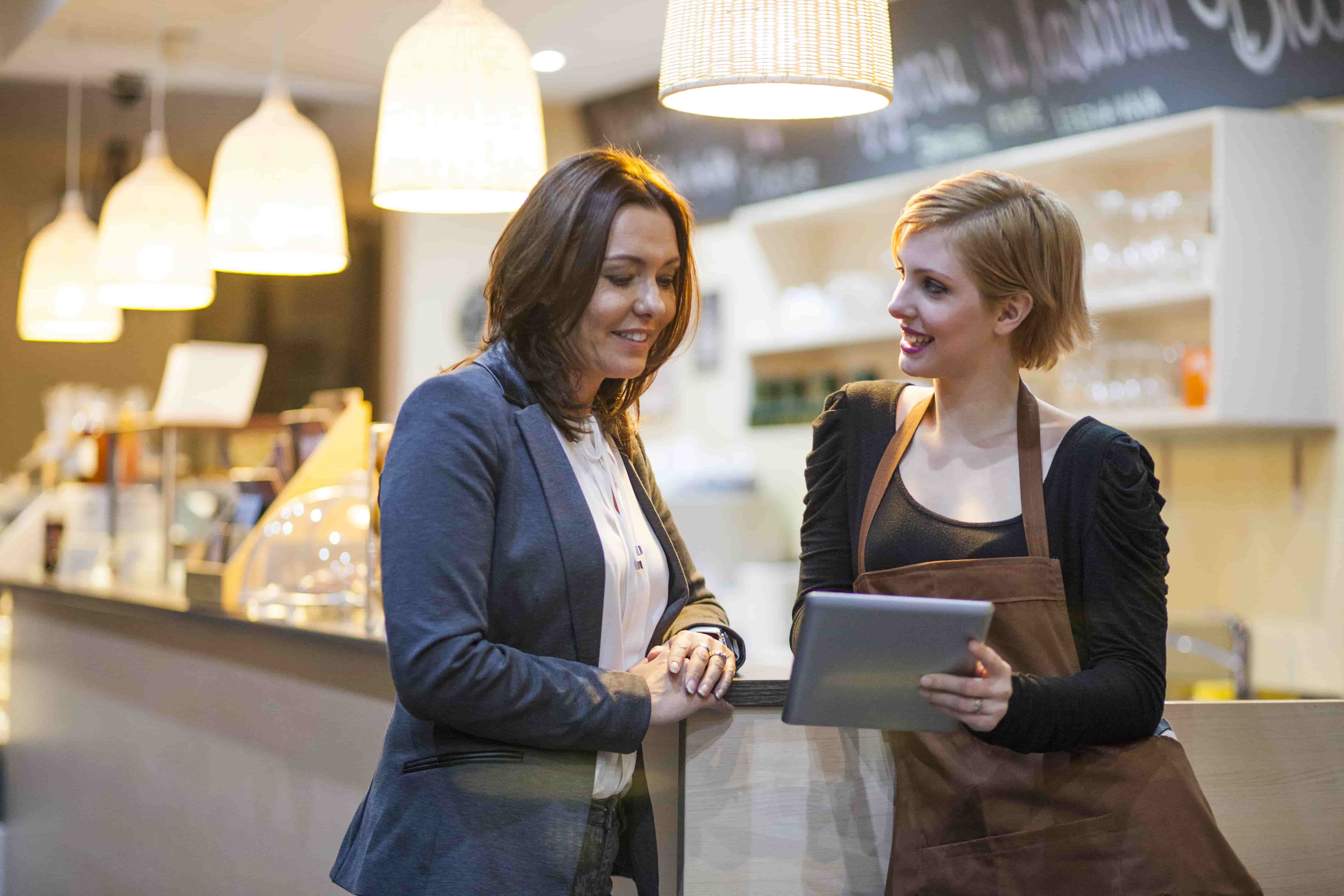 Building relationships with retailers is key to success as a field marketing representative.