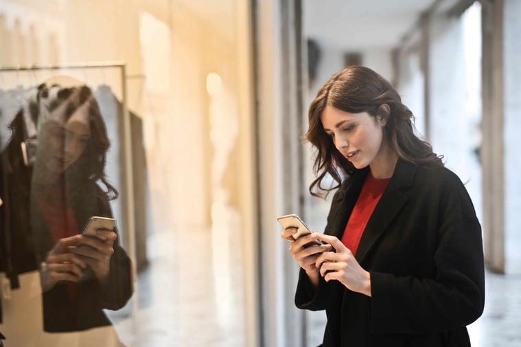 Retail execution via mobile device.
