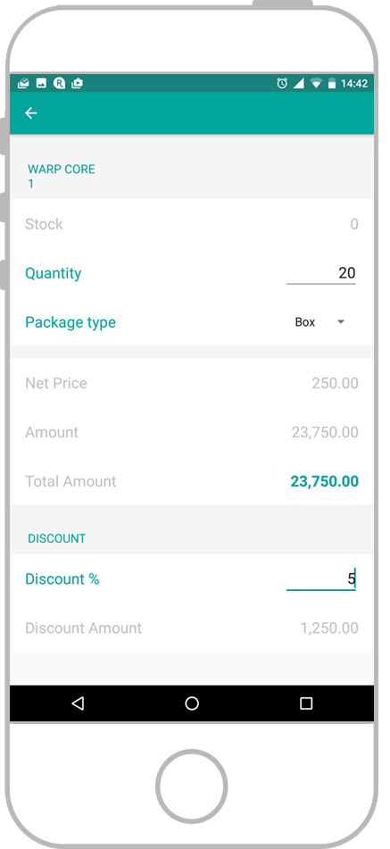Repsly Order discounts (1)