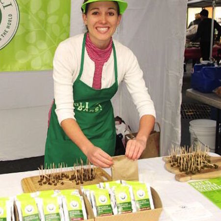 Lisa Curtis  CEO and Founder, Kuli Kuli Foods