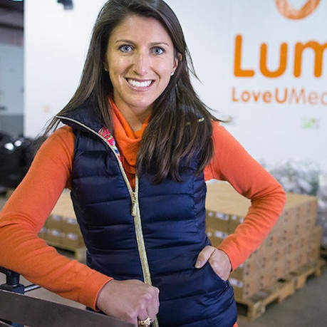 Hillary Lewis Murray  CEO and Founder, Lumi