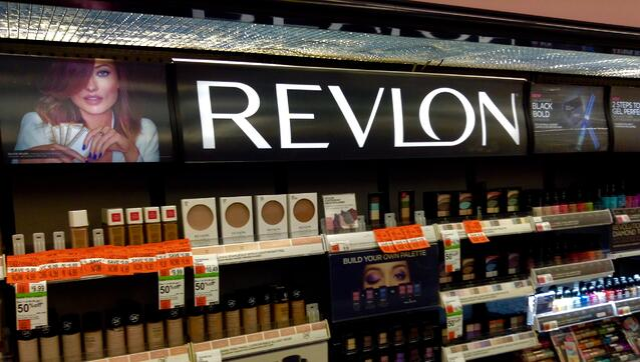 revlon cosmetics merchandising