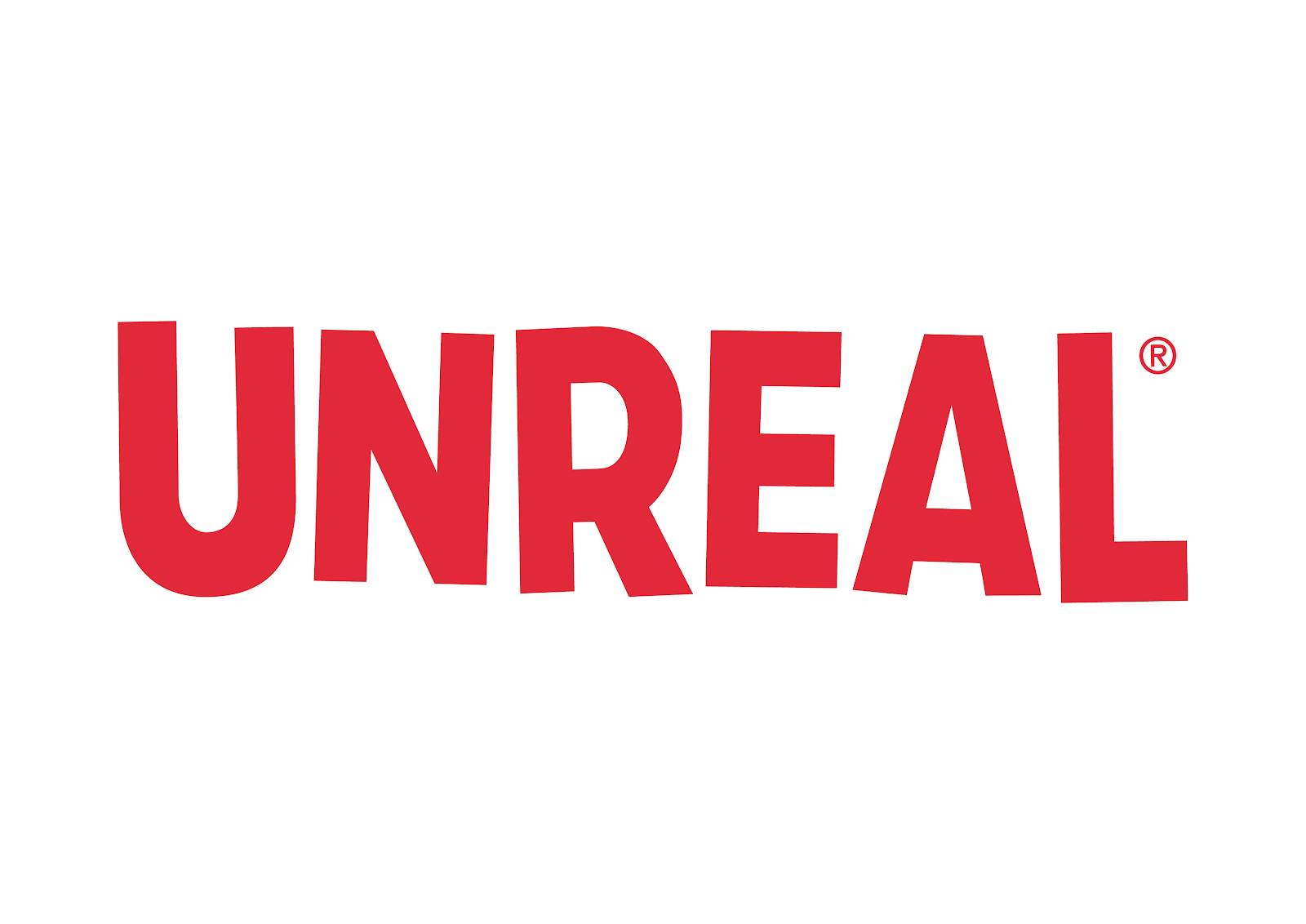 Unreal_Logo_Basic_Red_sideways