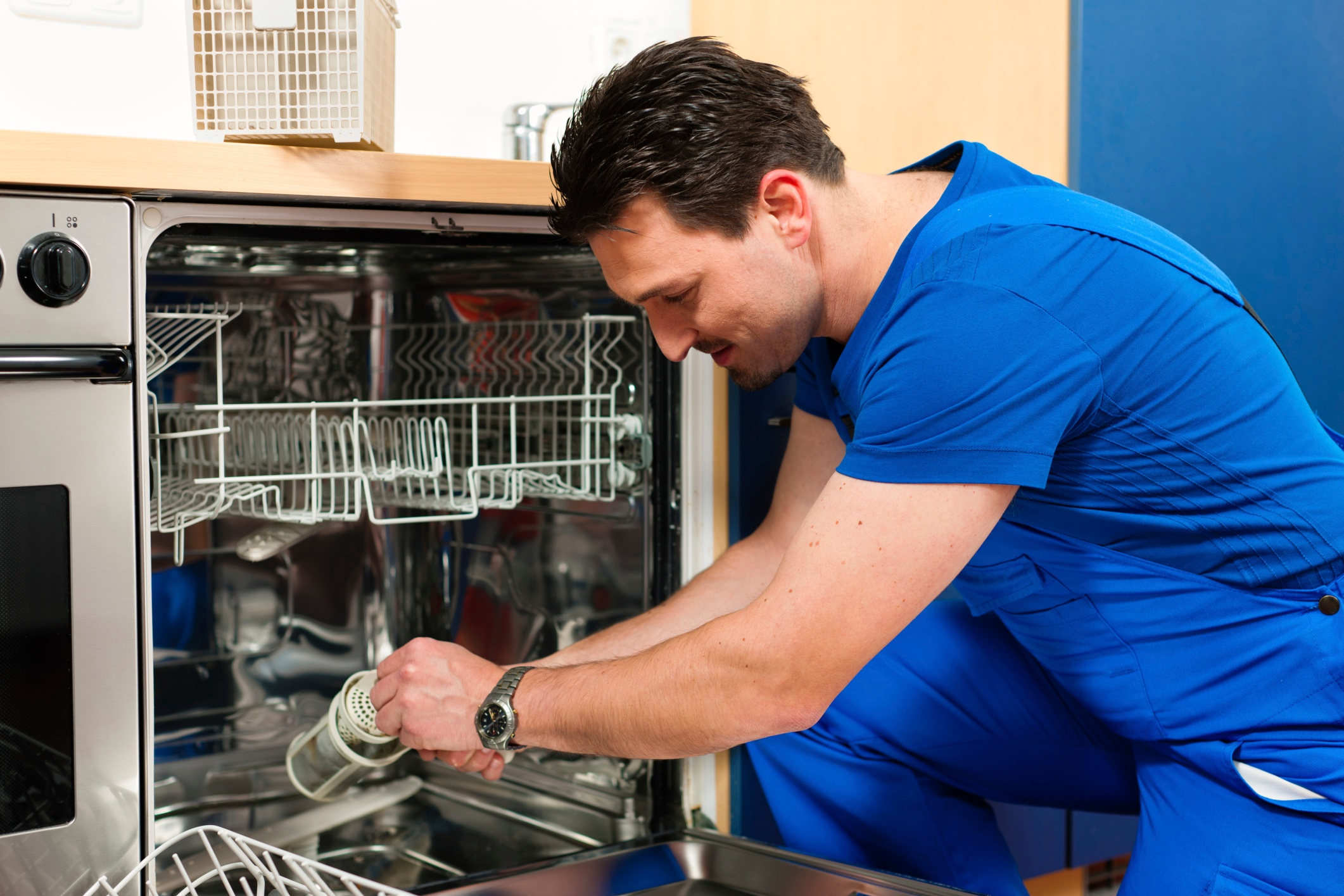 Appliance Repair Software Background