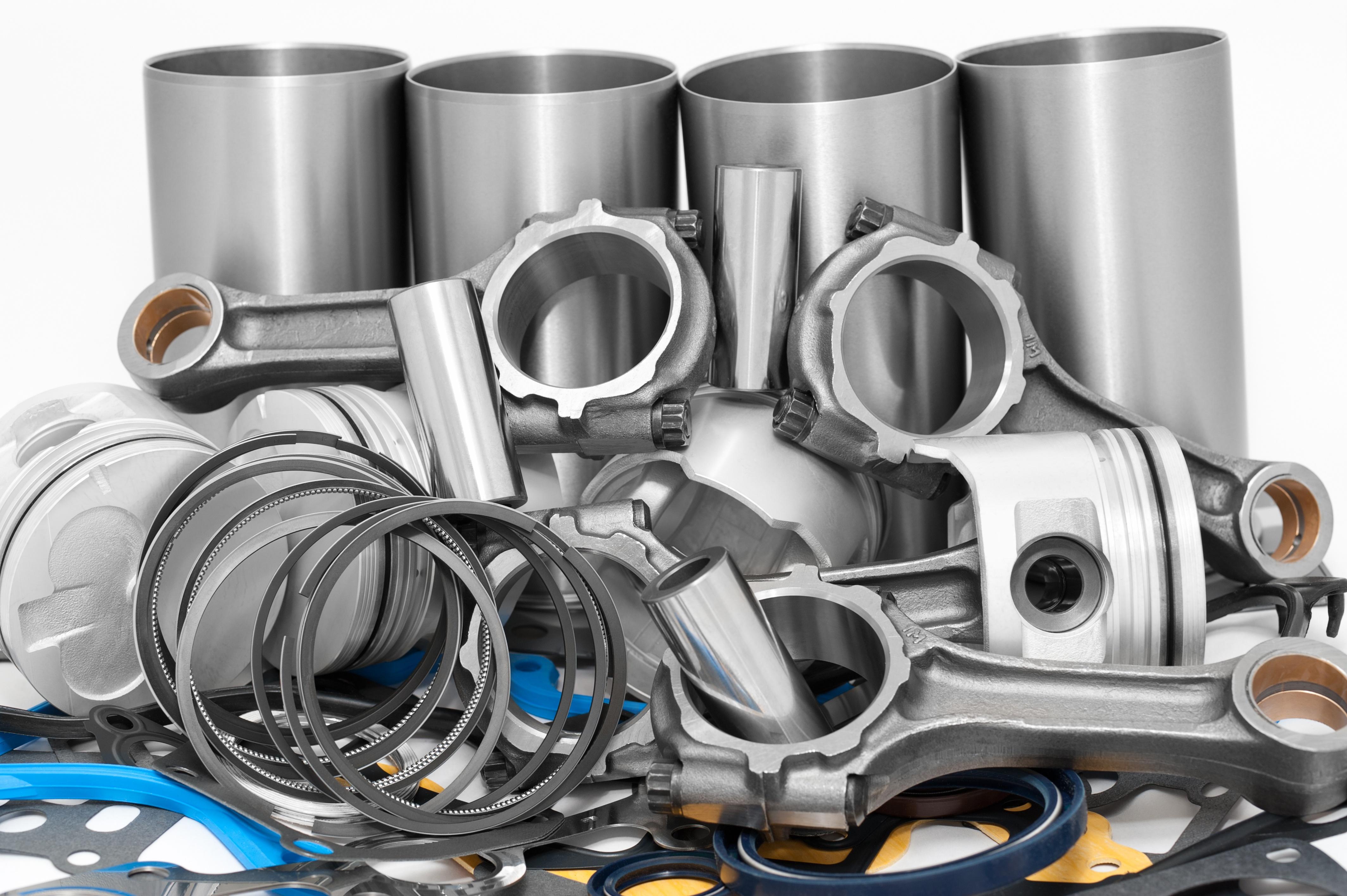 Auto Parts App Background