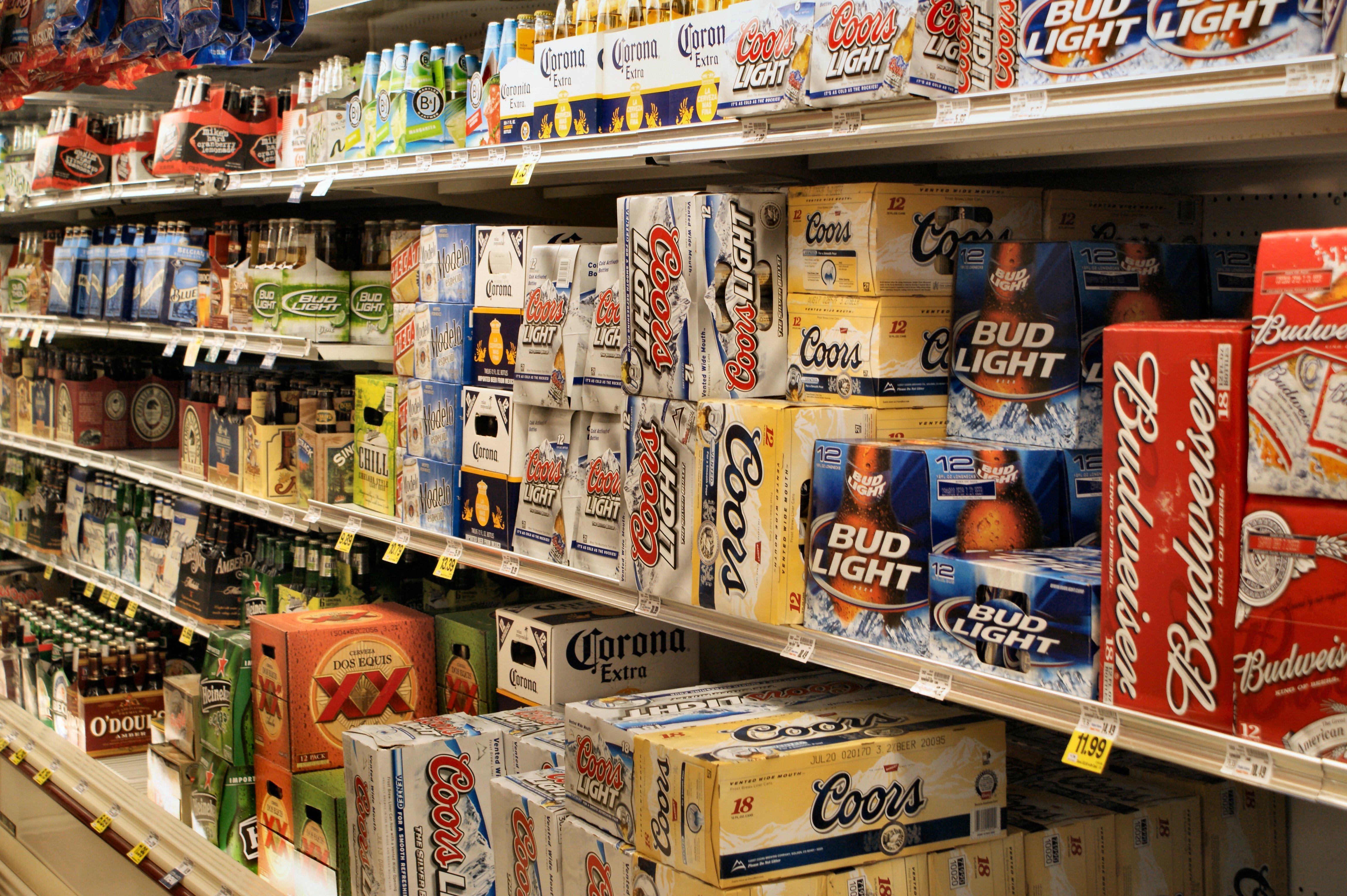 Beverage Distribution Software Image