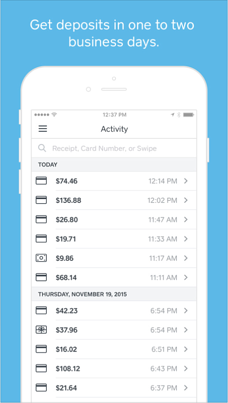 Square best mobile apps remote team productivity