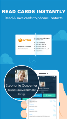 best mobile apps remote team productivity CamCard