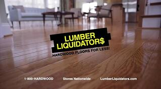 lumber liquidators marketing merchandising