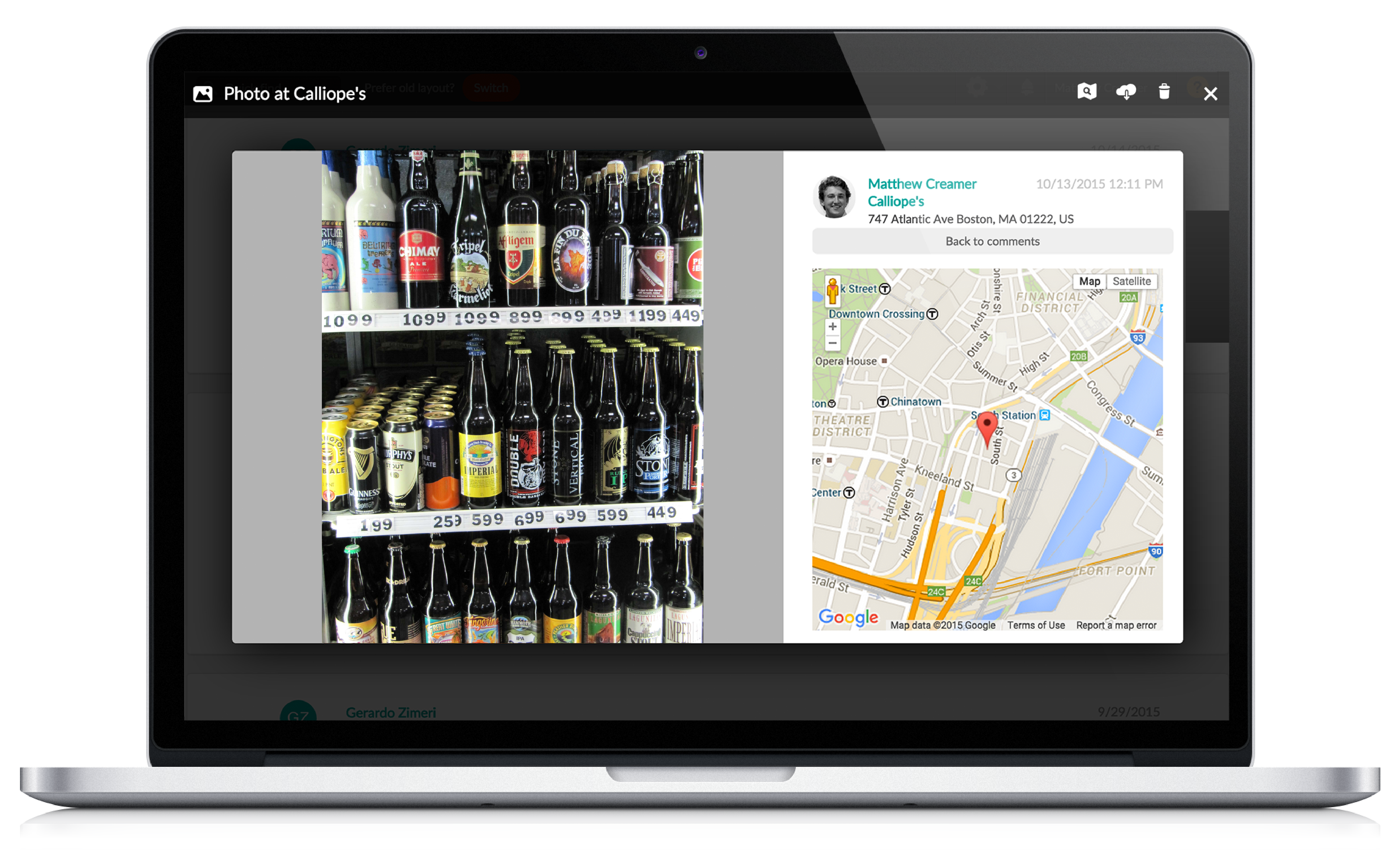 Brewery Management Software Customer Relationship Management