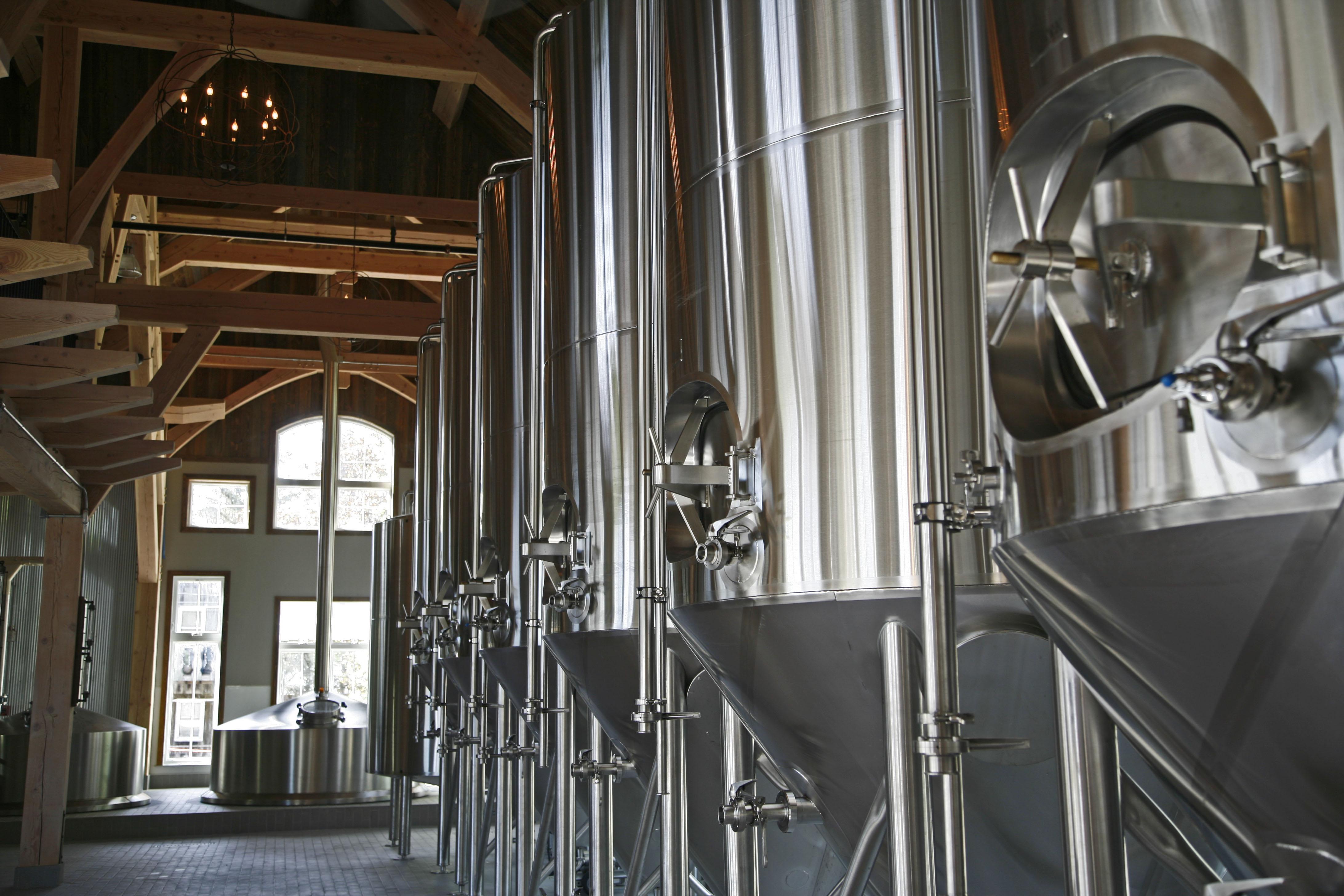 Brewery Management Software Background
