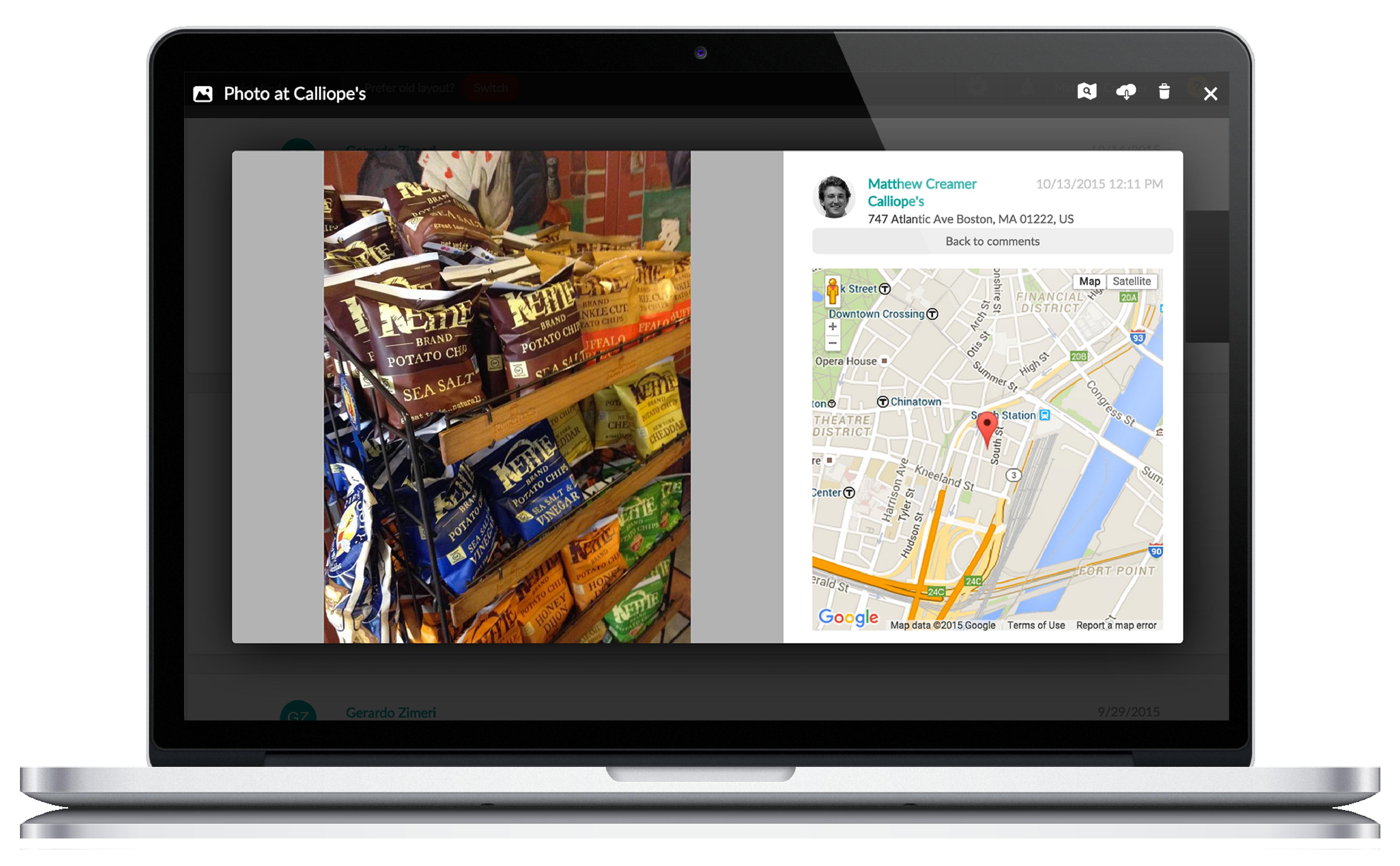 Food Distribution Software Customer Relationship Management