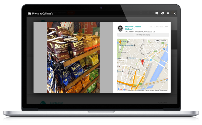 Food Distribution Software Customer Relationship Management