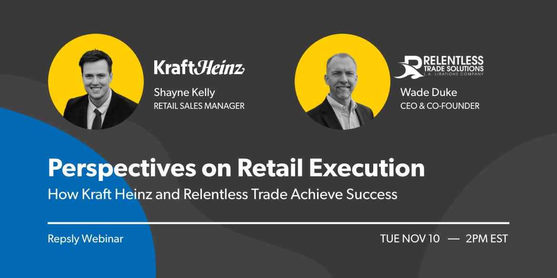 retail execution webinar