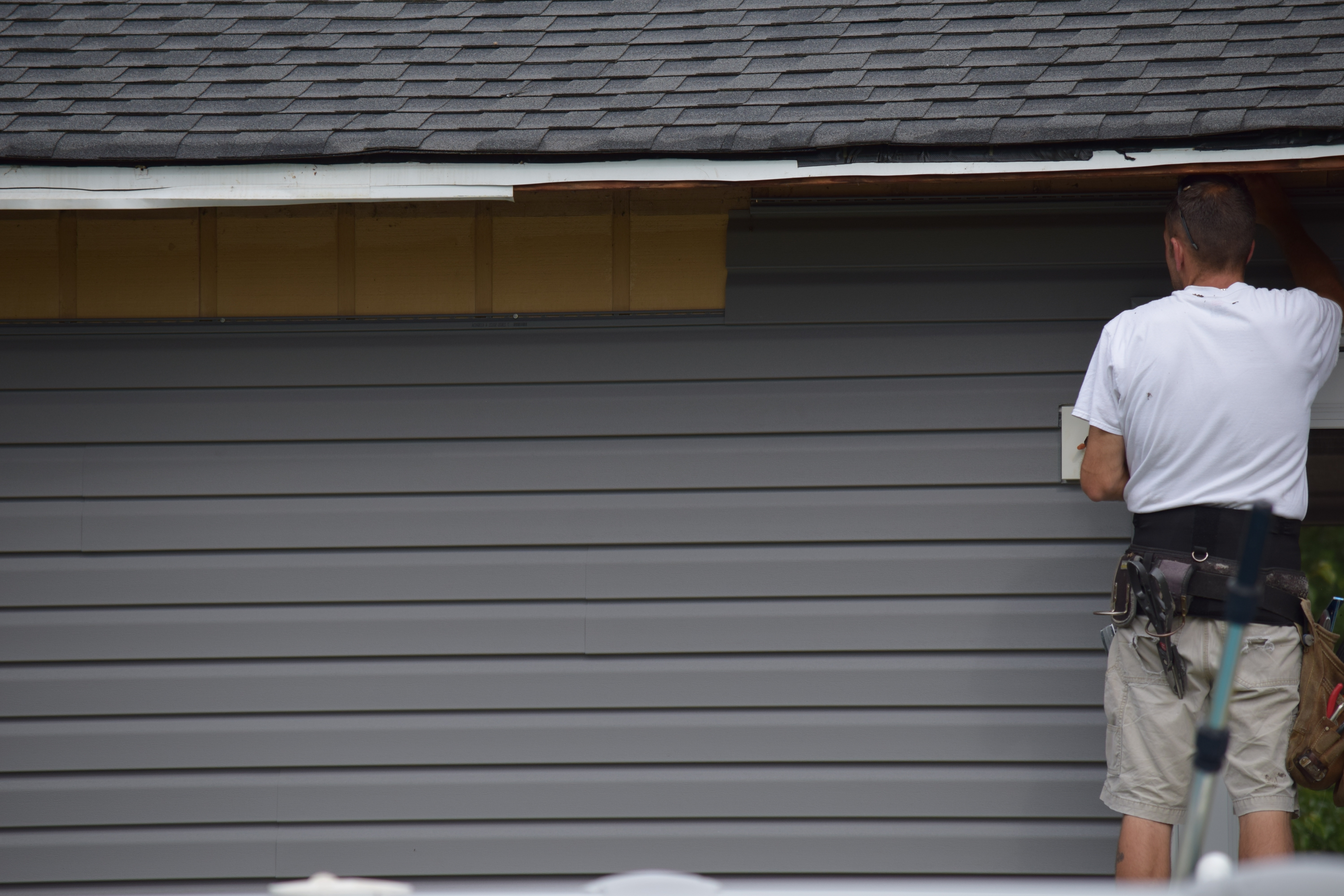 Software for Siding Contractors Background