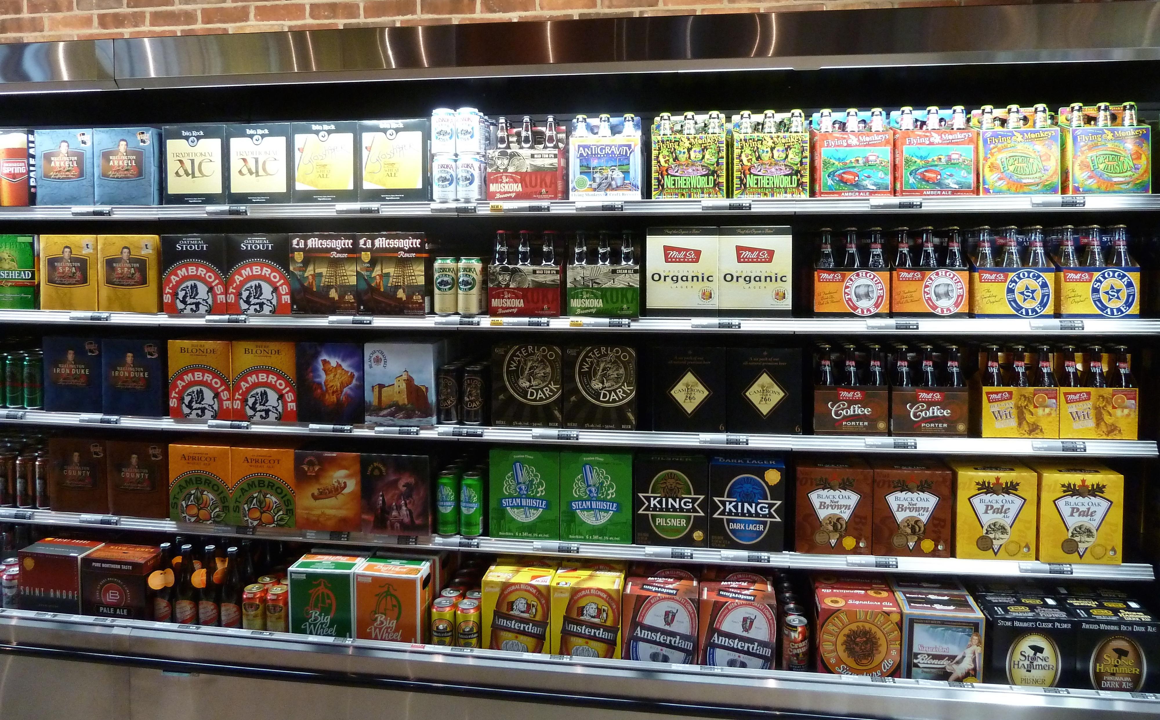 Beer Distribution Software Background