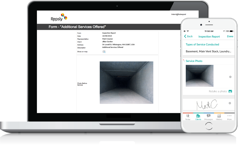 Home Inspection Software for Mac