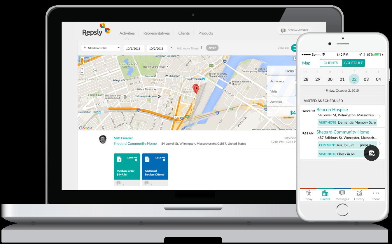 Flooring Software GPS Tracking
