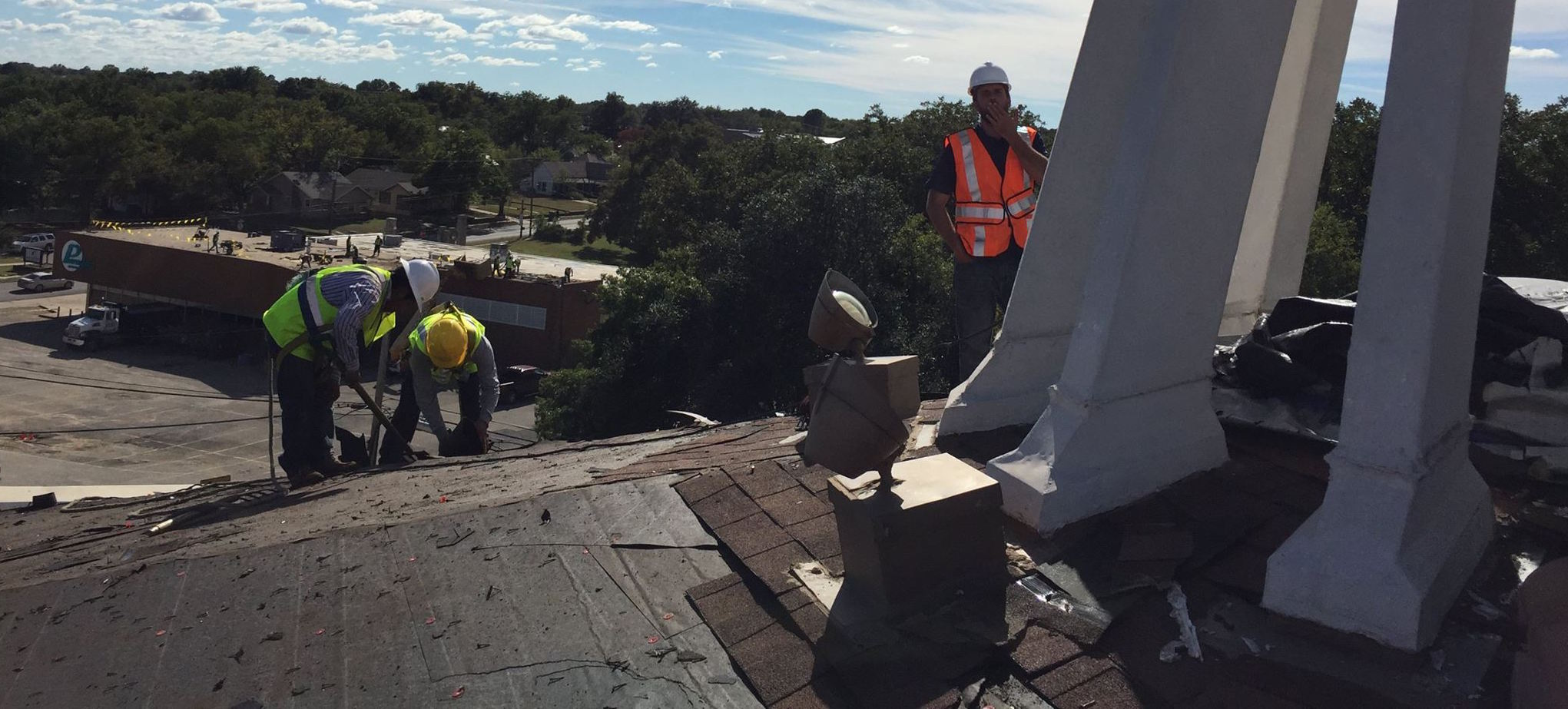 Roofing Software Customer Background