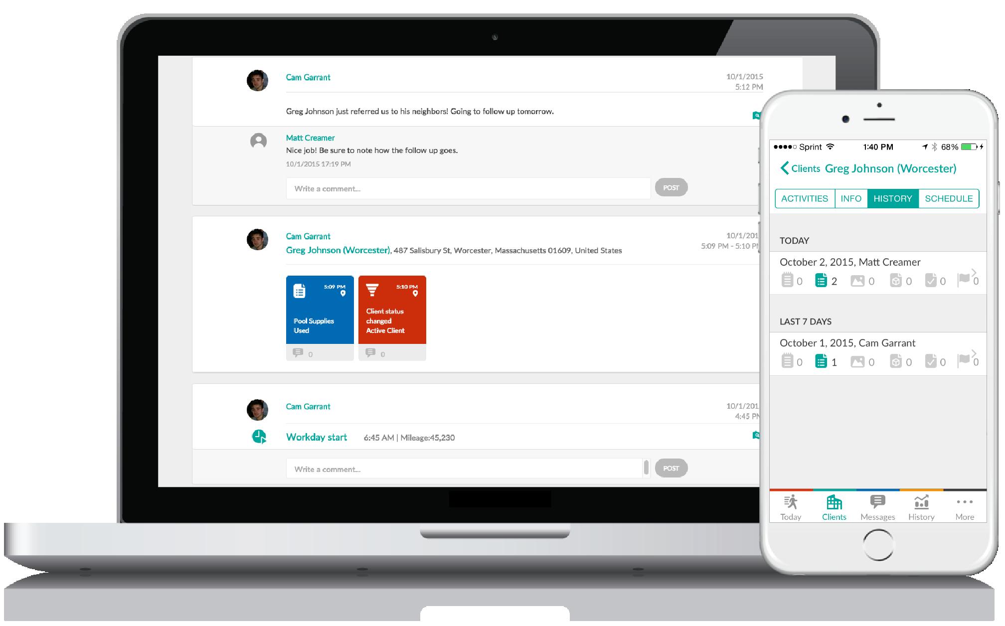 Beer Distribution Software Customer Relationship Management