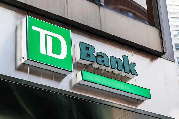 TD Bank has had success throughout North America.