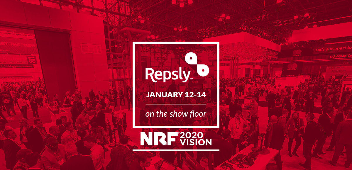 Repsly at NRF 2020