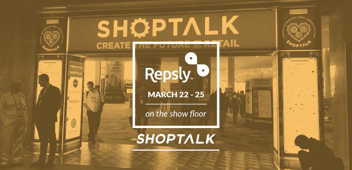 Repsly at Shop Talk 2020