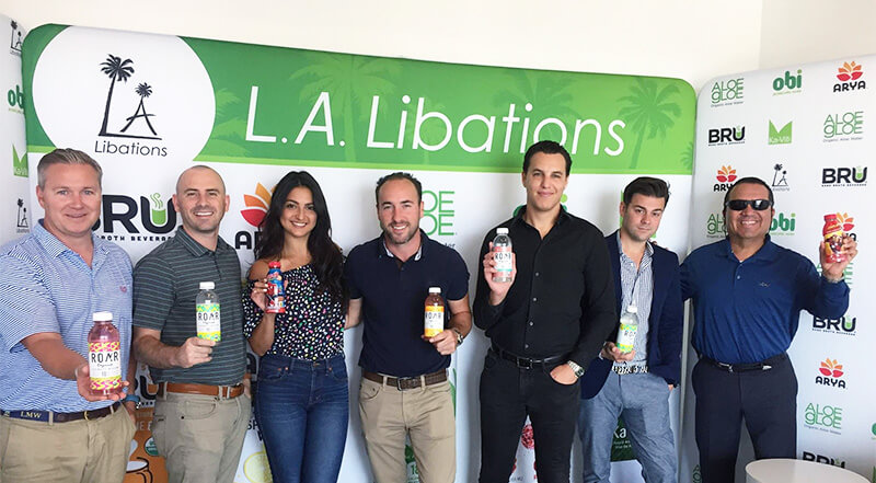 LA Libations Team